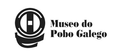 Logotipo con ligazón de Museo do Pobo Galego